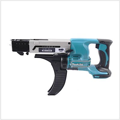Makita DFR 540 Z 14,4V Li-ion Akku Magazinschrauber Solo - nur das Gerät ohne Zubehör, ohne Akku ohne Ladegerät ohne Koffer – Bild 5