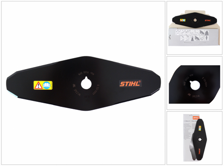STIHL 305-2 Freischneider Dickichtmesser Spezial Motorsense 305 mm ( 4000 713 4103 ) – Bild 1