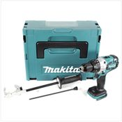 Makita DHP 481 ZJ 18V Perceuse visseuse à percussion sans fil Brushless 115 Nm en Coffret Makpac sans Batterie ni Chargeur