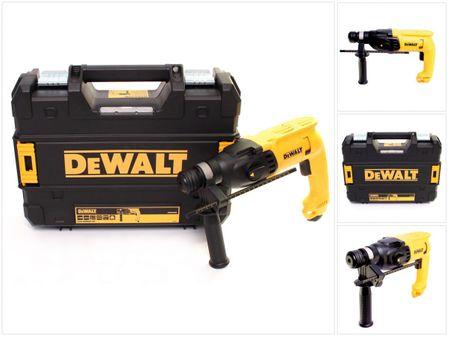 DeWalt D 25033 K - QS 710 W SDS - Plus Kombihammer im Koffer – Bild 1