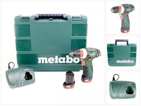 Metabo PowerMaxx BS 10,8 Quick Basic Akku Bohrschrauber ( 600156500 ) – Bild 1
