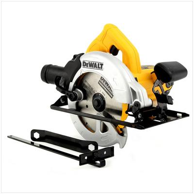 DeWalt DWE 550 Compact Hand Kreissäge 165 mm 1200 Watt – Bild 2