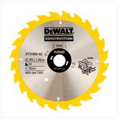 DeWalt DWE 550 Compact Hand Kreissäge 165 mm 1200 Watt Bild 3
