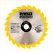 DeWalt DWE 550 Compact Hand Kreissäge 165 mm 1200 Watt – Bild 3