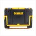 DeWalt D 28136 KT 1500 Watt 125 mm Winkelschleifer Betonschleifer im TStak + Beton Oberflächen Set + Topfscheibe – Bild 4