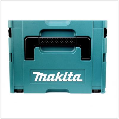 Makita DHS 710 RTJ 36 V Akku Li-Ion Handkreissäge 190 mm im Makpac mit Einlage + Ladegerät + 2x 5,0 Ah Akku – Bild 4