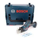 Bosch GSA 18V-Li C Akku Reciprosäge 18V ( 06016A5001 ) Säbelsäge Solo in L-Boxx - ohne Akku, ohne Ladegerät