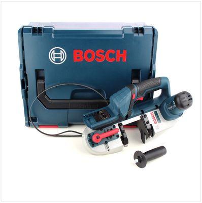Bosch GCB 18 V-LI 18 V Akku Bandsäge Solo in L-Boxx ( 06012A0301 ) – Bild 2