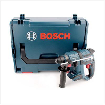 Bosch GBH 18 V-EC Professional Perforateur sans fil SDS-Plus - Solo dans coffret L-Boxx – Bild 2