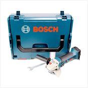 Bosch GWS 18-125 V-LI 125 mm Professional Meuleuse angulaire avec boîtier L-Boxx - sans Batterie ni Chargeur