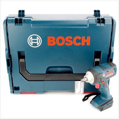 Bosch GDS 18 V-EC 250 Professional brushless Akku Dreh Schlagschrauber Solo in L-Boxx ( 06019D8101 ) – Bild 2