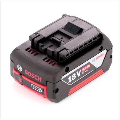 Bosch GBA 18 V 6 Ah / 6000 mAh Li-Ion  Einschub Akku ( 1600A004ZN ) – Bild 2