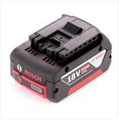 Bosch GBA 18 V 6 Ah / 6000 mAh Li-Ion  Einschub Akku ( 1600A004ZN )