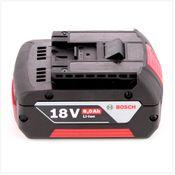 Bosch GBA 18 V 6 Ah / 6000 mAh Li-Ion  Einschub Akku ( 1600A004ZN ) Bild 3