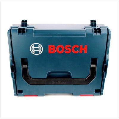 Bosch GST 18 V-Li S Professional Scie sauteuse sans fil Solo + Coffret de transport L-Boxx + Chargeur GAL 1880 + 2x Batteries GBA 6 Ah + Set d'accessoires – Bild 4