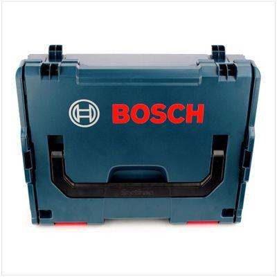 Bosch GDR 18 V-LI 18 V Akku Drehschlagschrauber in L-Boxx, Schnellladegerät und 2x GBA 6 Ah Akku – Bild 4