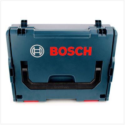 Bosch GKM 18 V-LI Professional Akku Metall Kreissäge 136 mm in L-Boxx + 2x 6,0 Ah Akku + Schnellladegerät – Bild 4