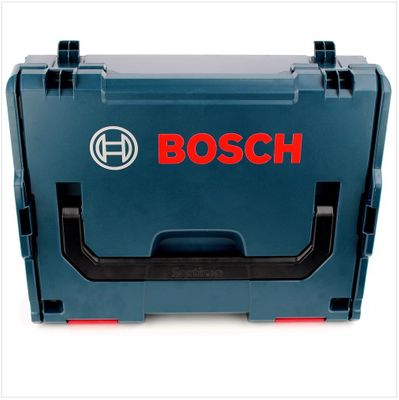 Bosch GDS 18 V-LI Professional Akku Drehschlagschrauber mit L-Boxx , Schnellladegerät und 1x GBA 6 Ah Akku  – Bild 4