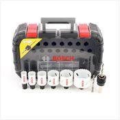 Bosch Lochsägen Set Elektriker Progressor 9 - teilig 22 - 65 mm ( 2608580874 )