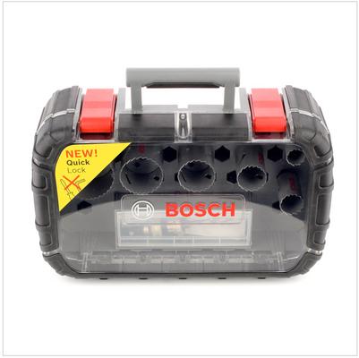 Bosch Lochsägen Set Universal Bi Metal Elektriker 11-teilig 22 - 65 mm ( 2608580886 ) – Bild 5