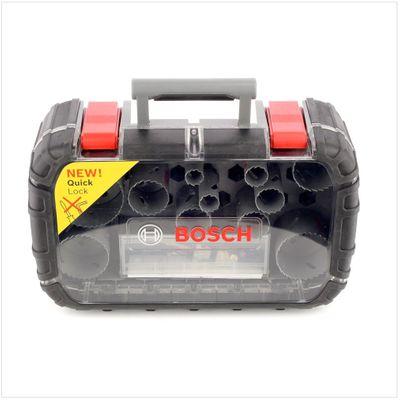 Bosch Lochsägen Set Universal Bi Metal Elektriker Set 17-teilig 20 - 76 mm ( 2608580887 ) – Bild 3