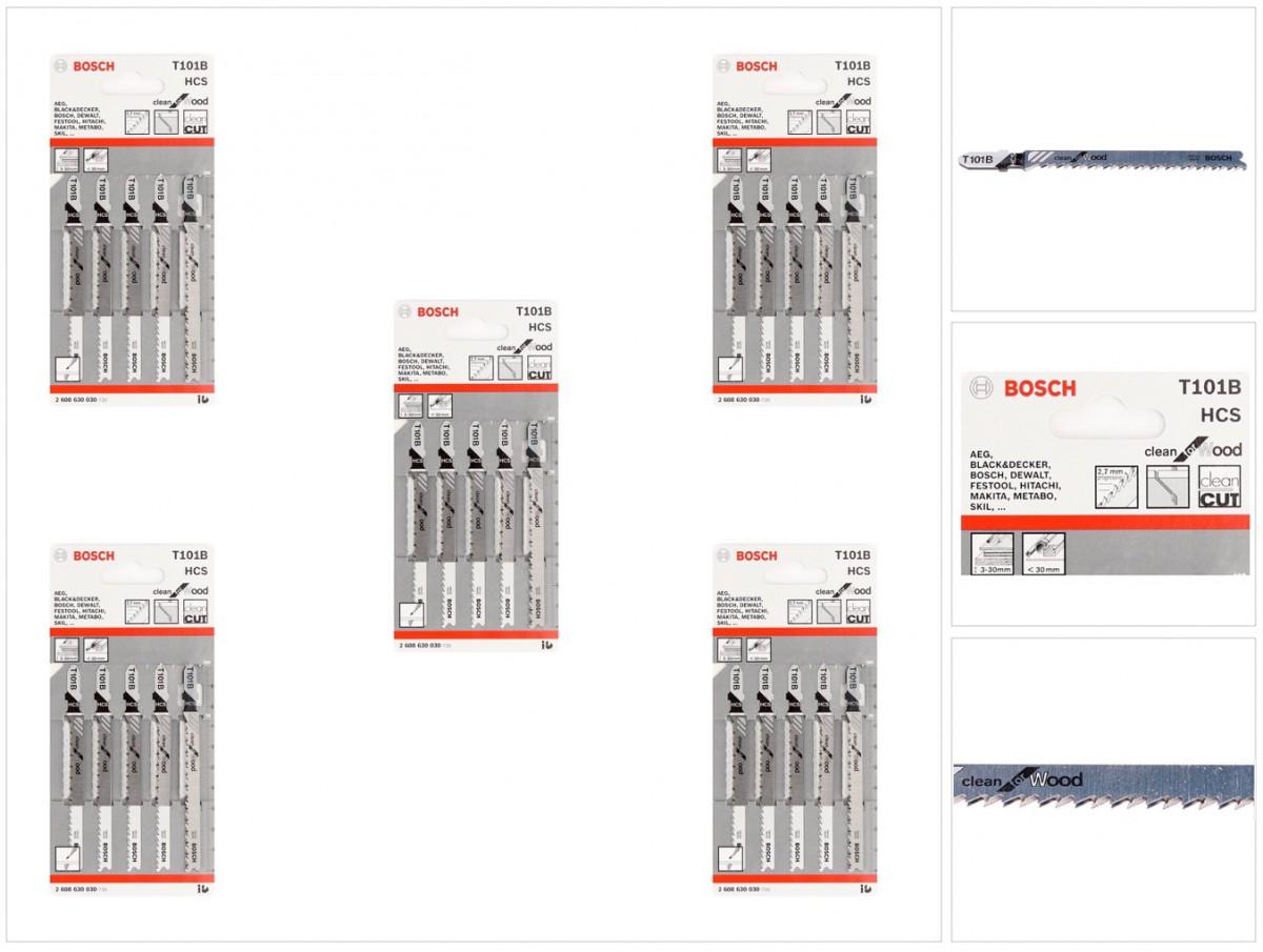 Bosch Stichsägeblätter