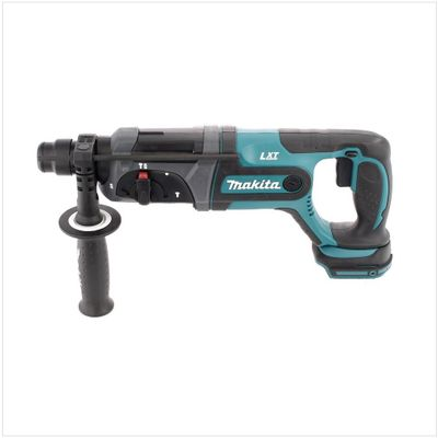 Makita DHR 241 18 V Li-ion Perforateur-Burineur sans fil SDS-Plus + Makita D-42444 SDS-Plus Set de Forets et de Burins 17 pièces dans Mallette Alu – Bild 4