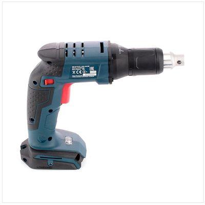 Bosch GSR 18 V-EC TE Professional brushless Akku Trockenbauschrauber Solo, ohne Akku, ohne Ladegerät – Bild 5