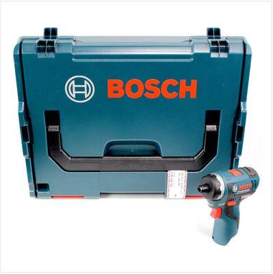 Bosch GSR 10,8 V-EC HX Akku Bohrschrauber Solo in L-Boxx ( 06019D4103 ) – Bild 2