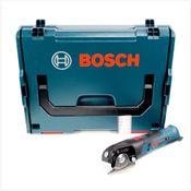 Bosch GUS 10,8 V-Li Akku Universalschere 10,8V Solo + L-Boxx - ohne Akku und Ladegerät