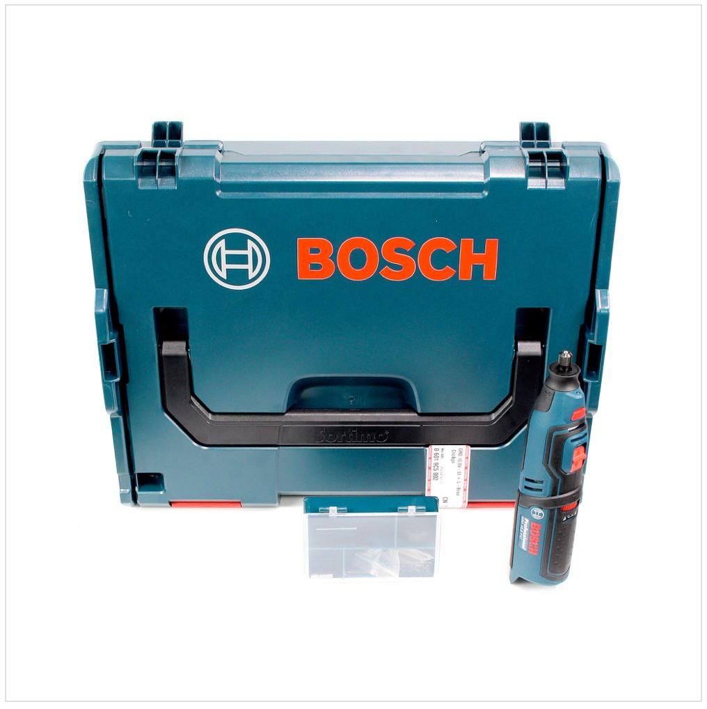 bosch gro 10 8 v li akku rotationswerkzeug solo in l boxx 06019c5002 elektrowerkzeug. Black Bedroom Furniture Sets. Home Design Ideas