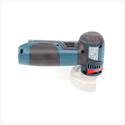 Bosch GWS 10,8-76 V-EC Akku Winkelschleifer 10,8V ( 06019F2003 ) 76mm Solo in L-Boxx - ohne Akku, ohne Ladegerät – Bild 5