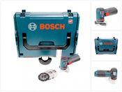 Bosch GWS 10,8-76 V-EC Professional Akku Winkelschleifer Solo in L-Boxx ( 06019F2003 )