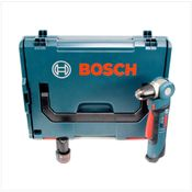 Bosch GWB 10,8 V-Li Akku Winkelbohrmaschine in L-Boxx + 1 x GBA 10,8 V 2,5 Ah Akku