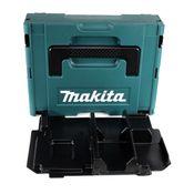 Makita Makpac 1 Koffer mit Einlage für 4 Akkus und Ladegerät