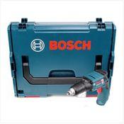 "Bosch GSR 10,8 V-EC TE Akku Trockenbauschrauber 10,8V 1/4"" Solo ( 06019E4002 ) + L-Boxx - ohne Akku, ohne Ladegerät"