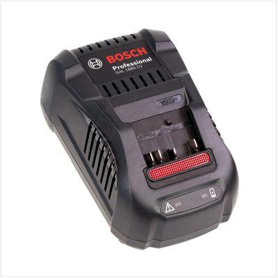 Bosch Akku Set mit 2 x GBA 2 Ah Akku und Ladegerät GAL 1880 CV für 14,4 V - 18 V Li-Ion  – Bild 4