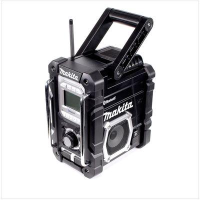 Makita DMR 106 B 7,2 - 18 V Akku Baustellen Radio Bluetooth Solo