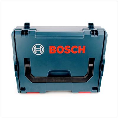 "Bosch GDR 18 V-LI Akku Drehschlagschrauber 18V 160Nm 1/4"" + 1x Akku 5,0Ah in L-Boxx - ohne Ladegerät – Bild 4"