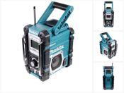 Makita Radio DMR 106 Z 7,2 - 18 V Akku Baustellen Radio Solo - ohne Akkus, ohne Ladegerät