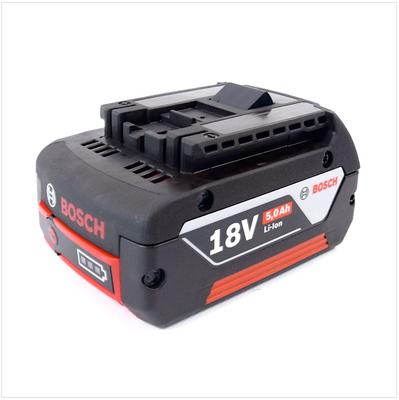 Bosch GSA 18 V-LI C Professional Akku Säbelsäge + 1x Bosch GBA 5,0 Ah Akku + L-Boxx  – Bild 5