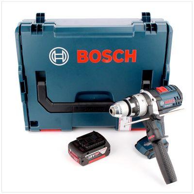 Bosch GSB 18 VE-2-Li Akku Schlagbohrschrauber 18V 85Nm in L-Boxx + 1x 5,0 Ah Akku - ohne Ladegerät – Bild 2