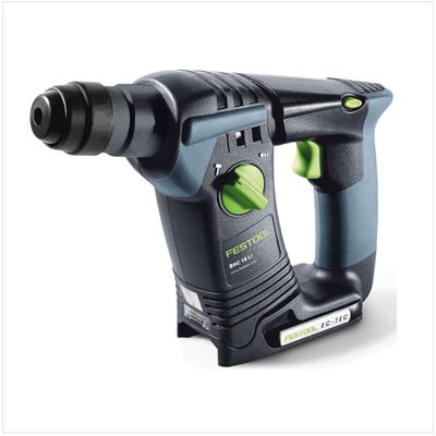 Festool  BHC 18 Li-Ion Brushless Basic Cordless Hammer Drill in Systainer - without battery, without charger ( 574723 ) – Bild 3