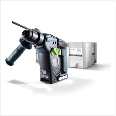Festool  BHC 18 Li-Ion Brushless Basic Cordless Hammer Drill in Systainer - without battery, without charger ( 574723 ) – Bild 2