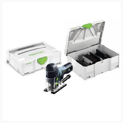 Festool PS 420 EBQ-Set Scie sauteuse CARVEX 550 W + Coffret de transport + Insert correspondant ( 561588 ) – Bild 2