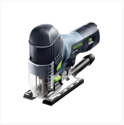 Festool PS 420 EBQ-Set Scie sauteuse CARVEX 550 W + Coffret de transport + Insert correspondant ( 561588 ) – Bild 4