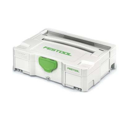 Festool PS 300 EQ-PLUS Pendelstichsäge 720W 120mm im Systainer ( 561445 ) + 2x Sägeblatt – Bild 3
