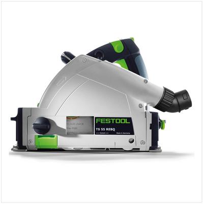 Festool TS 55 RQ-PLUS Tauchsäge 1050W 160mm im Systainer ( 561579 ) + Sägeblatt – Bild 3