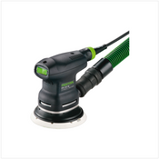 Festool ETS 125 EQ-Plus Exzenterschleifer 200W 2mm Hub im Systainer ( 571814 )