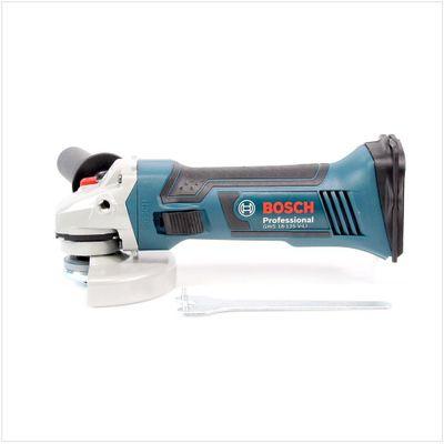 Bosch GWS 18-125 V-LI 125 mm Professional Meuleuse angulaire sans fil avec boîtier L-Boxx + 2x Batteries GBA 5,0 Ah + Chargeur – Bild 3